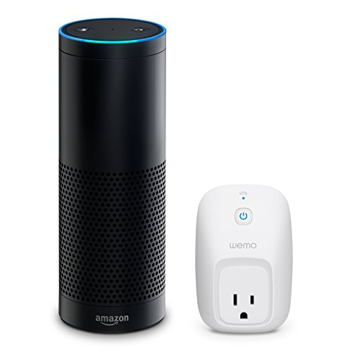 amazon echo and wemo switch smart home bundle. Black Bedroom Furniture Sets. Home Design Ideas