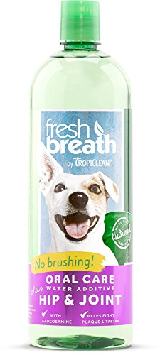 TropiClean Fresh Breath Additive 33 8oz product image
