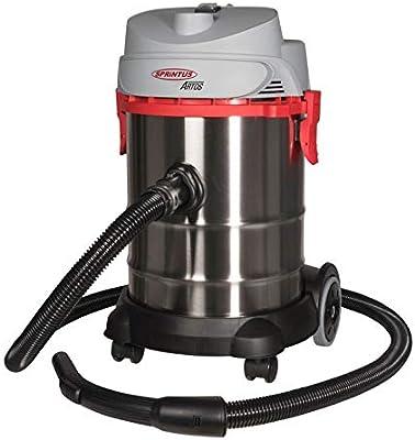 Artos – Aspiradora en seco y húmedo 30 litros de Sprintus: Amazon ...