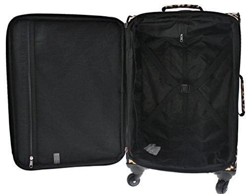Victoria's Secret PINK Travel Carry-On VACAY READY Wheelie Suitcase - Leopard by Victoria's Secret (Image #1)