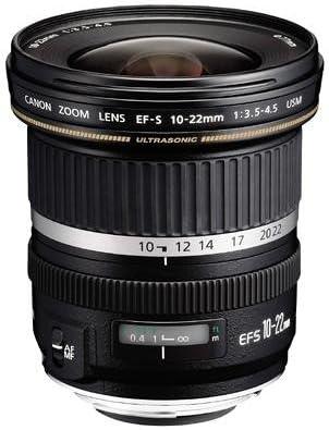 Canon Ef S 10 22mm 3 5 4 5 Usm Objektiv Kamera