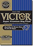 Victor Dog Food Select Beef Meal and Brown Rice, 20-Pound, My Pet Supplies