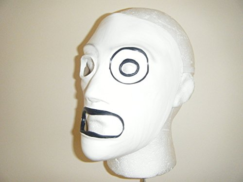 WRESTLING MASKS UK Ahig - Corey Taylor - Slipknot Latex Mask ()