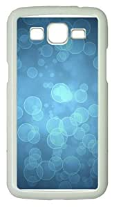 Colorful textures background PC Case Cover for Samsung Grand 2 and Samsung Grand 7106 White