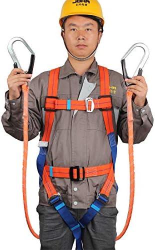 Arnes de Seguridad Cinco Puntos Trabajo aéreo cinturón de ...