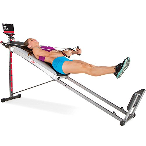 Home Exercise Equipment Price: Total Gym 1400 Deluxe Home Fitness Exercise Machine