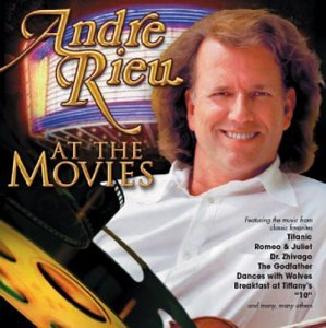 Andre Rieu - At The Movies