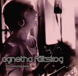 Agnetha Faltskog - My Colouring Book (CD)