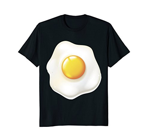Mens Egg Costume T-Shirt Funny Christmas Egg TShirt 3XL Black