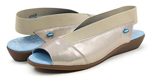 Sandalo Calibro Beige Calibro Beige