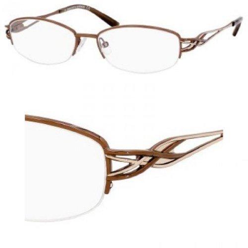 SAKS FIFTH AVENUE Monture lunettes de vue 246 0TE7 Brown Sand 54MM