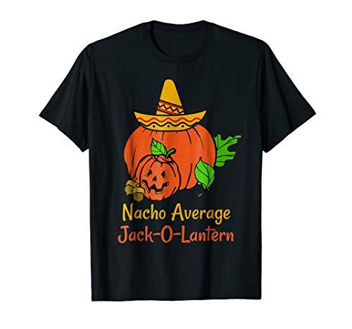 Nacho Average Jack-O-Lantern Halloween