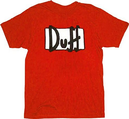 Simpsons Duff Girl Costumes - The Simpsons Duff Beer Red