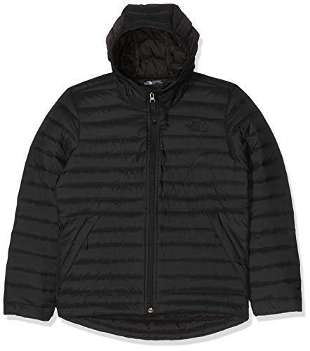 THE NORTH FACE Children's Boy's Aconcagua Down Hoodie Tnf Black