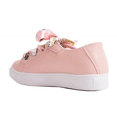 Sneaker Rose 2032 Primtex Sneaker 2032 Primtex 2032 Primtex Rose Donna Donna gq8wPE
