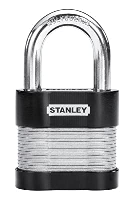 Stanley Hardware Laminated Security Lock