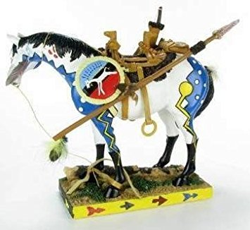 (Trail of Painted Ponies Woodland Hunter)
