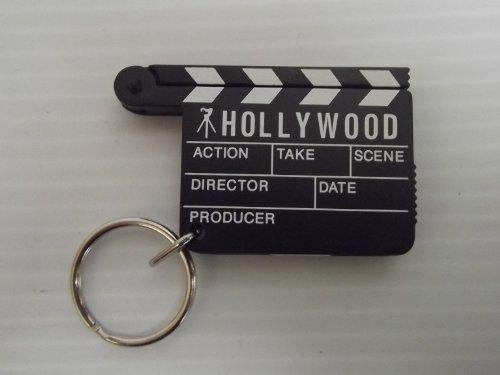 Hollywood Clapboard Keychain ()
