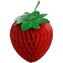 Tissue Strawberry Party Accessory (2-Pack)