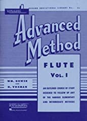 (Advanced Band Method). An outlined course of study designed to follow the elementary and intermediate levels of any instructional method, the Rubank Advanced Methods are considered to be one of the gold standards of advanced instrumental stu...