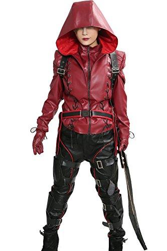 Xcostume Red Arrow Costume Green Arrow Season