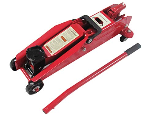 Secure Fix Direct 2 Ton Hydraulic Lifting Trolley Quick Lift Jack - Car Wheel Vehicle ( 2000 Kgs ) by Secure Fix Direct