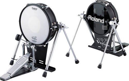 Roland Bass Drum Pedal (KD-120BK) (Roland V Drums Pads)