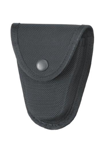 Gould & Goodrich GGX70 Handcuff Case Place on Belt up to 2-1/4-Inch (Black Ballistic Nylon)