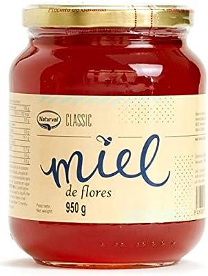Miel de España Pura 950 grs - Miel Natural 100 % Pura - Miel ...