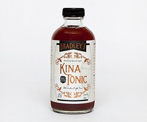 Bradley's Bourbon Barrel Aged Kina Tonic