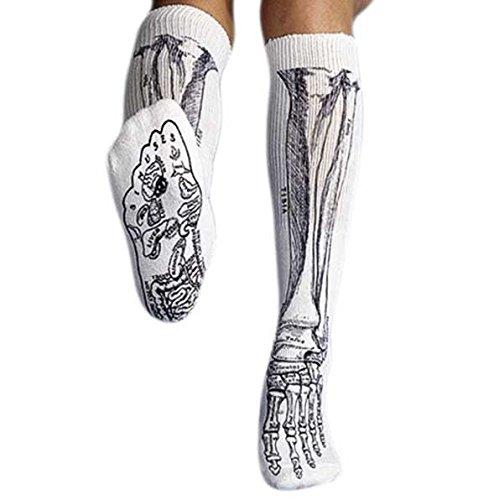 Anatomical Chart Co. - Bone Socks - - White