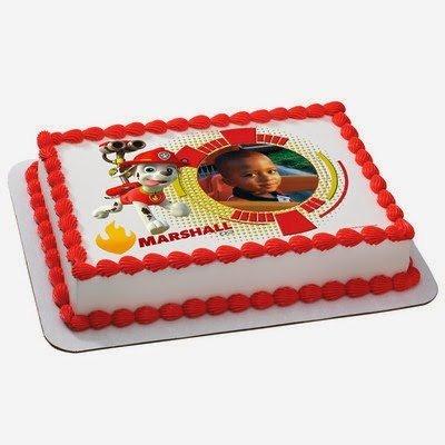 Amazon 1 4 Sheet Cake