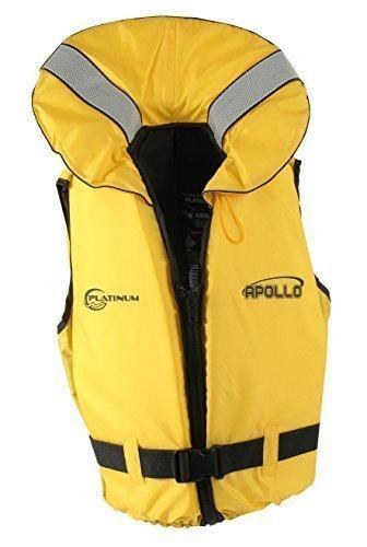 【訳あり】 Watersnakeアポロ高い可視性100NのライフジャケットPFD黄大人ミディアム B00VTE03JY, 自然化粧医学会:6e087d3e --- a0267596.xsph.ru