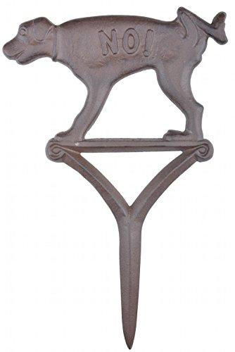 Esschert Design HB15 Peeing Brown
