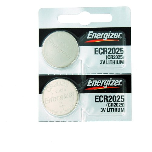 Energizer CR2025 Lithium Battery Pack Of (Energizer C Batteries Lithium)