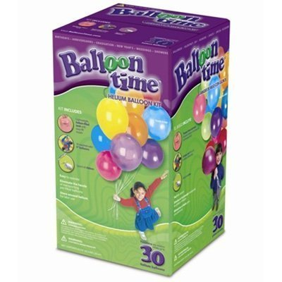 Helium Tank for Balloons -8.9 cu ft Disposable