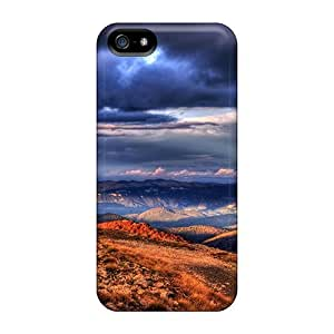 NikRun Iphone 5/5s Well-designed Hard Case Cover Gorgeous Sky Protector