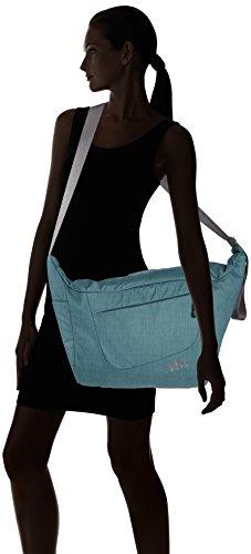 Jack Wolfskin Belmore Shoulder Bag, North Atlantic, 20 L