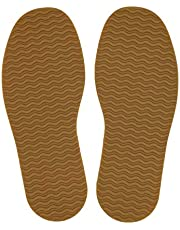 KANEIJI Men's and Woman's Worker Shoes Rubber Full Sole Repair,4.0mm thinkness, … (Natural)