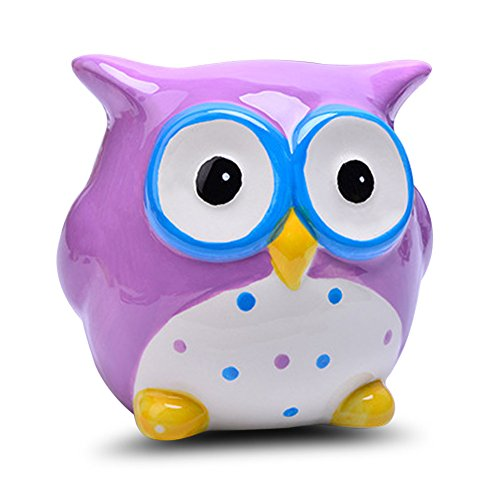 - Baby Owl Money Savings Piggy Bank Cute Piggy Money Bank Savings Piggy Banks Nursery Decor