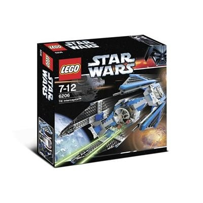 (LEGO Star Wars: TIE Interceptor (6206))