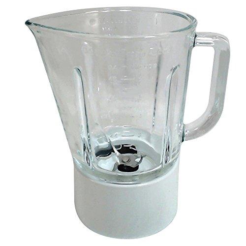 KitchenAid W10279528 Glass Blender Jar Assembly ()