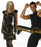 Lock and Key Fun Couples Costume Set