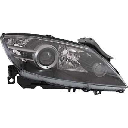 amazon com oe replacement mazda rx8 passenger side headlight lens