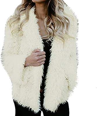 Faux Fur Coat 2c9b62081