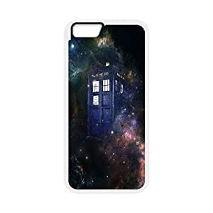 diy case Phone case - TV Show Doctor Who & Police Box Pattern Protective Case For Apple iphone 6 4.7 screen Cases Style-12