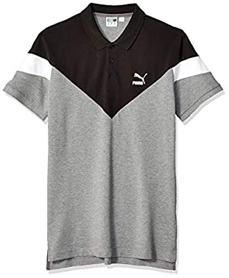 PUMA Men's Iconic MCS Slim Polo