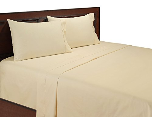 Hotel Collection 500 Thread (Hotel Collection Solid 500 Thread Count sateen Pillow Case, Ivory)