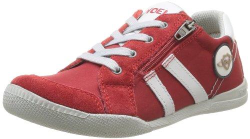 Noël Wox Unisex-Kinder Sneaker Rouge (07 Rouge)