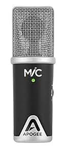 Apogee MiC USB microphone for iPad, iPhone, and Mac